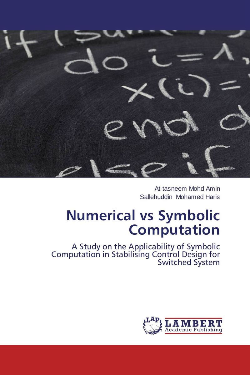 Numerical vs Symbolic Computation a m nagy on the numerical solutions of ill posed problems