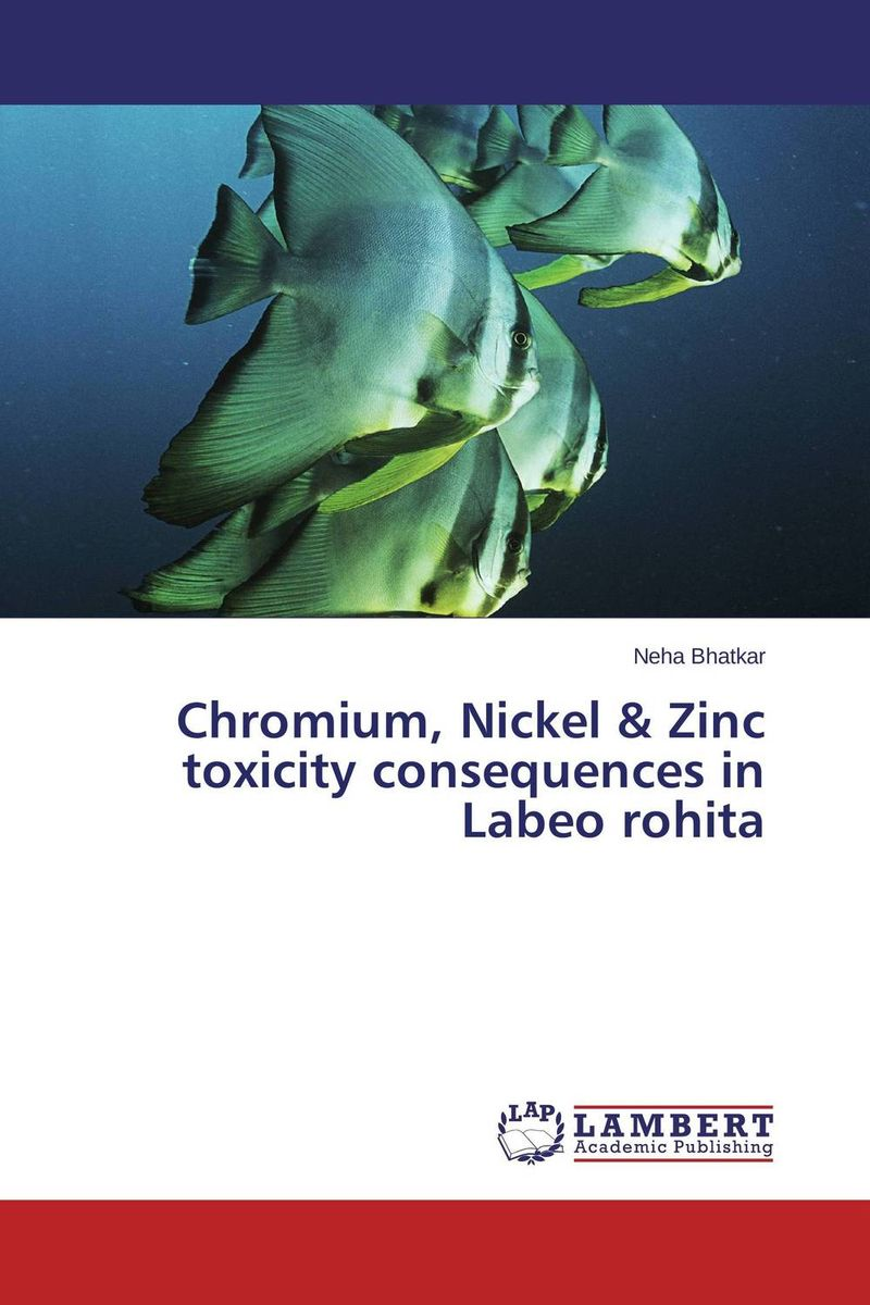 Chromium, Nickel & Zinc toxicity consequences in Labeo rohita genotoxic effects of tannery industry effluent in labeo rohita