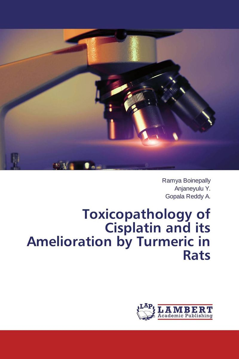 Фото Toxicopathology of Cisplatin and its Amelioration by Turmeric in Rats cervical cancer in amhara region in ethiopia