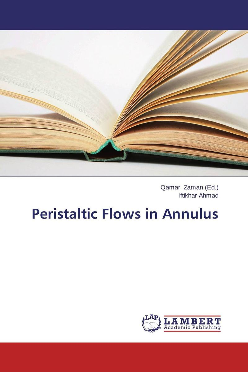 Peristaltic Flows in Annulus mhd effects on peristaltic transport of non newtonian fluid flows