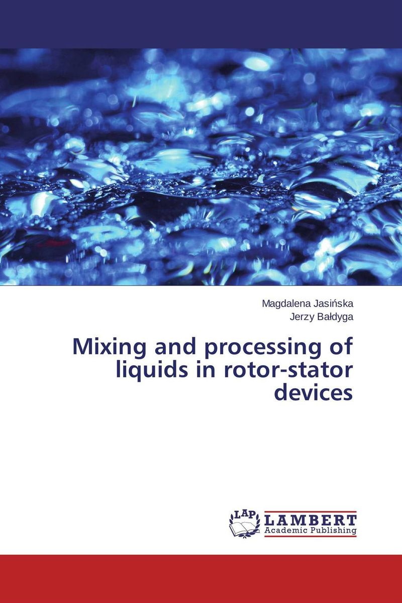Mixing and processing of liquids in rotor-stator devices particle mixing and settling in reservoirs under natural convection