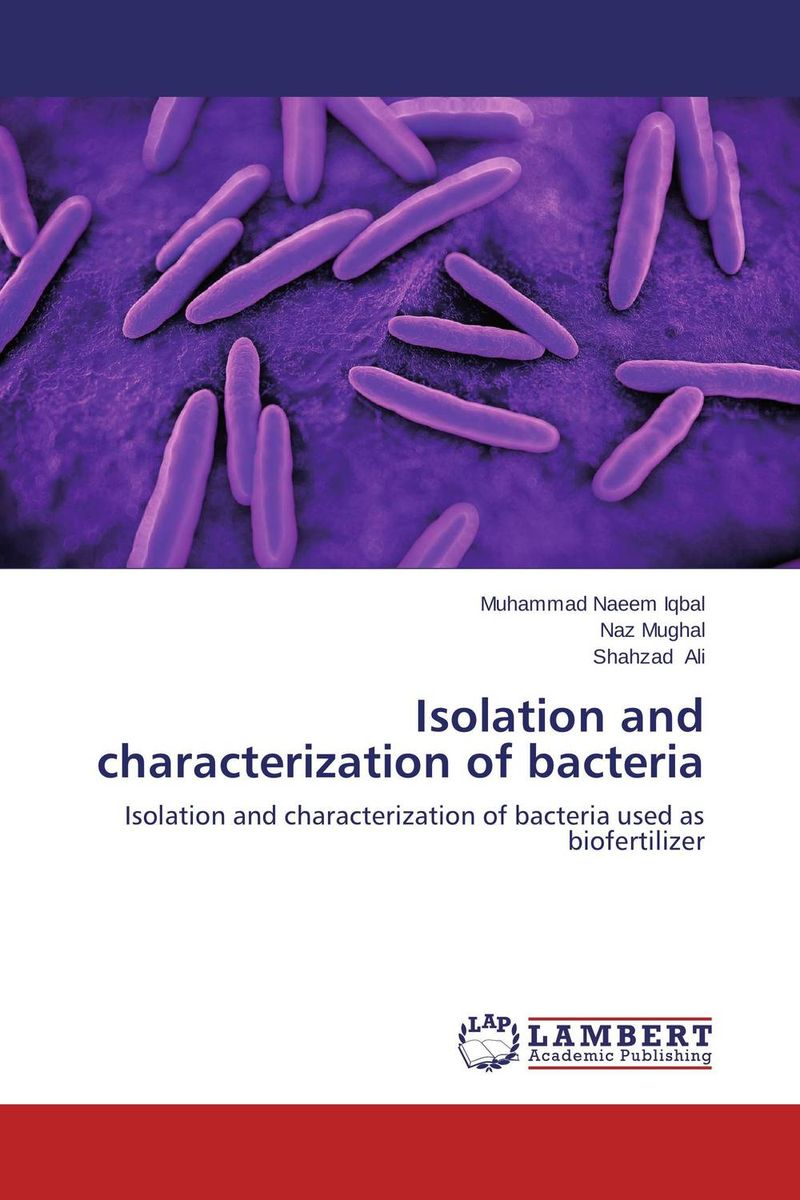 Isolation and characterization of bacteria mukhtar ahmed farkhanda jabeen and muhammad ali isolation of pyrethroid degrading bacteria from rhizosphere of plants