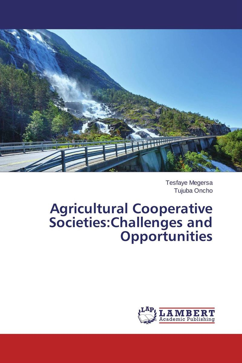 купить Agricultural Cooperative Societies:Challenges and Opportunities недорого