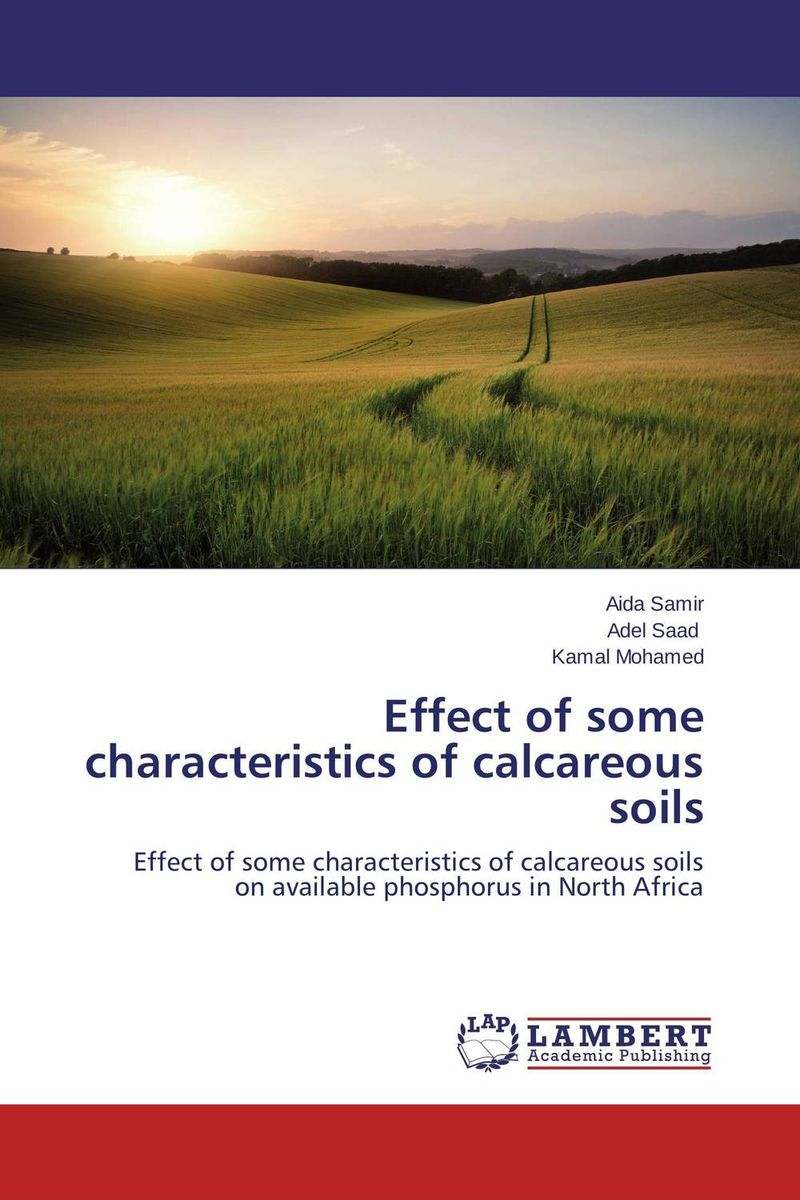 Effect of some characteristics of calcareous soils algal blooms at north delta egypt
