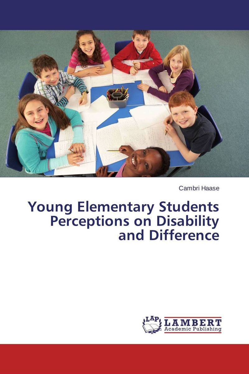 Young Elementary Students Perceptions on Disability and Difference renu addlakha contemporary perspectives on disability in india