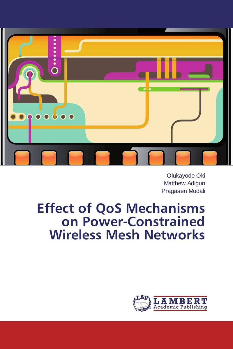 Effect of QoS Mechanisms on Power-Constrained Wireless Mesh Networks