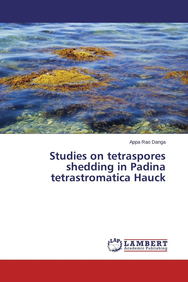 Studies on tetraspores shedding in Padina tetrastromatica Hauck studies on some snails associated with different crops