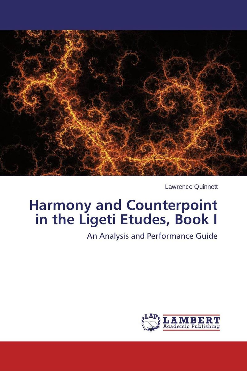Harmony and Counterpoint in the Ligeti Etudes, Book I fifth harmony acapulco