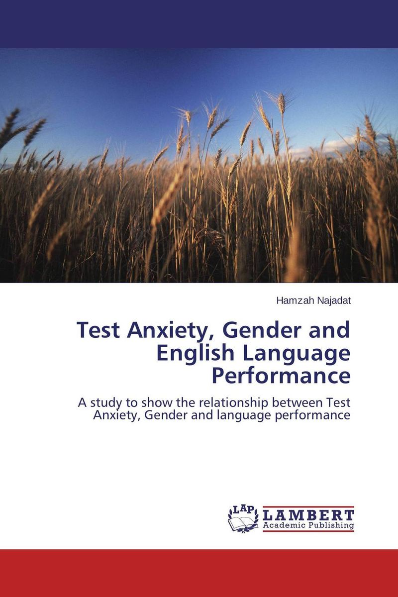 Test Anxiety, Gender and English Language Performance the mirror test