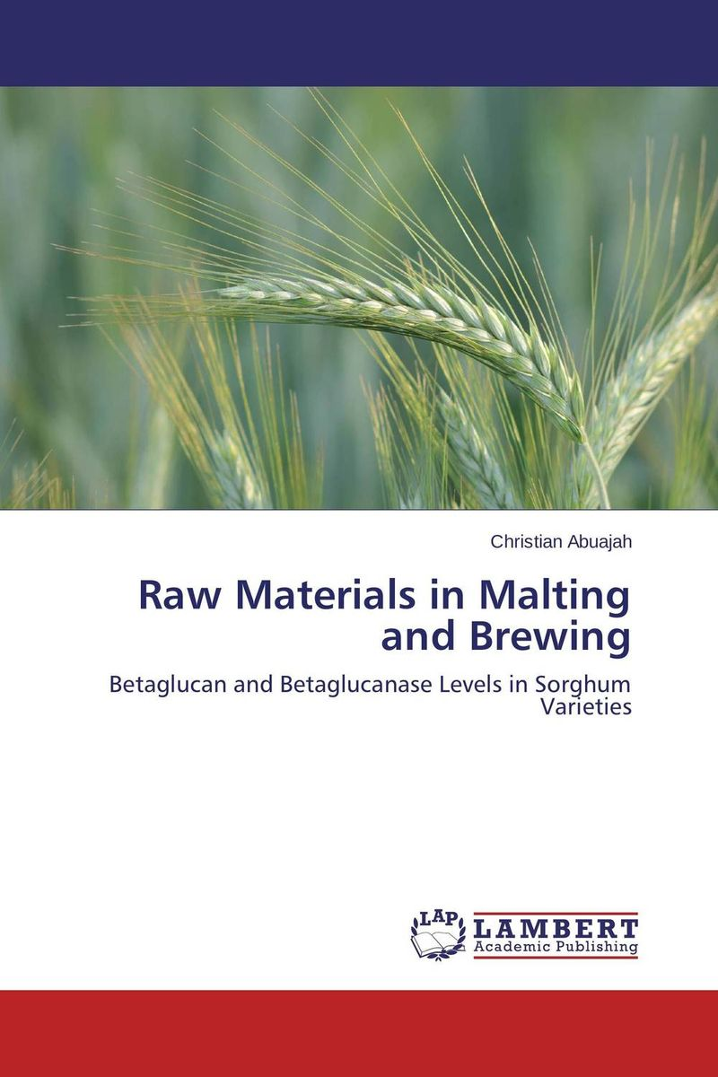 Raw Materials in Malting and Brewing real raw food raw all day raw diet cookbook for the raw lifestyle
