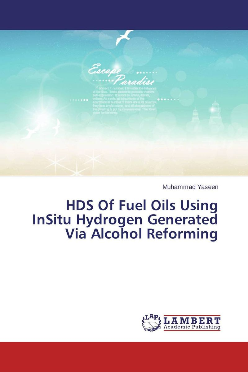 HDS Of Fuel Oils Using InSitu Hydrogen Generated Via Alcohol Reforming reforming the politics of sensibility