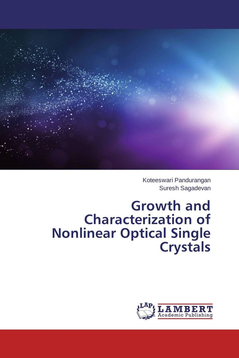 Growth and Characterization of Nonlinear Optical Single Crystals precision farming in egypt