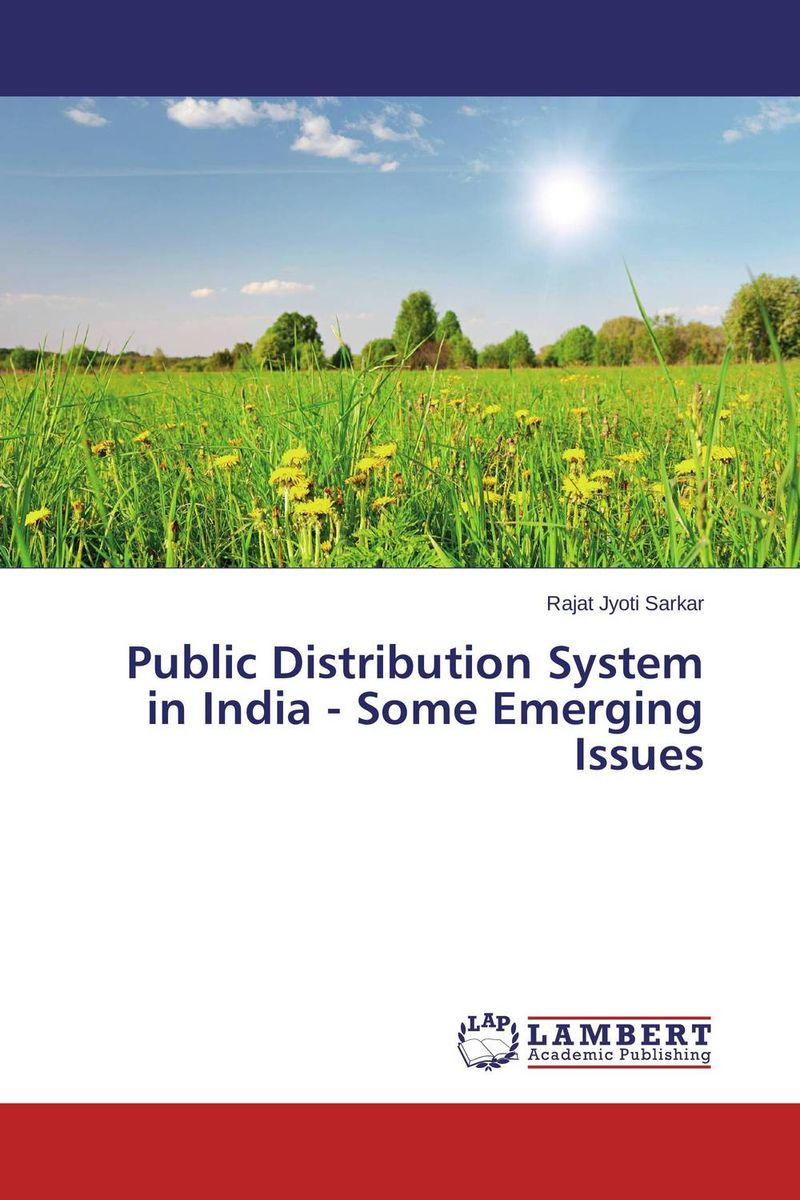 Public Distribution System in India - Some Emerging Issues public distribution system and food security in andhra pradesh