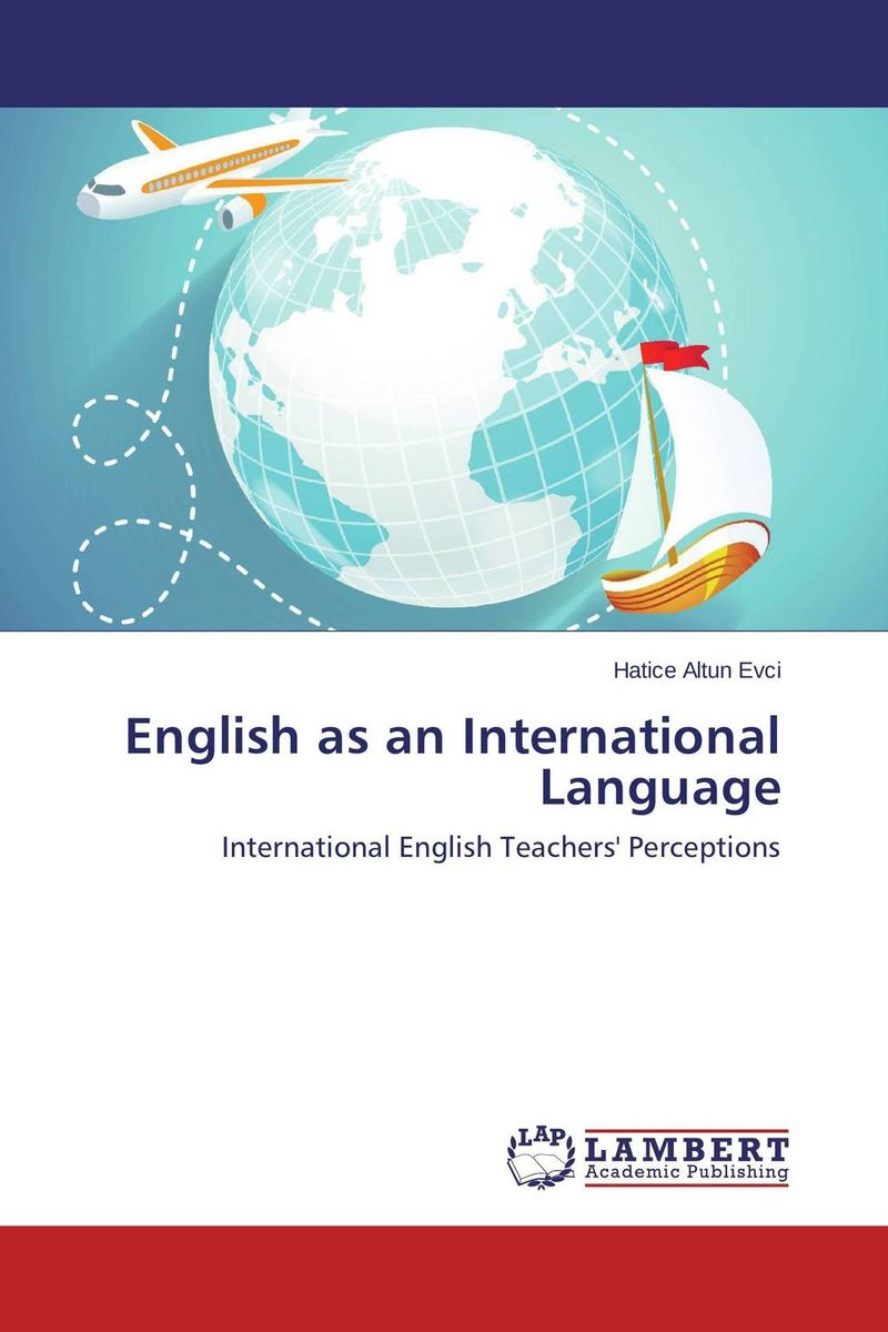 English as an International Language купить