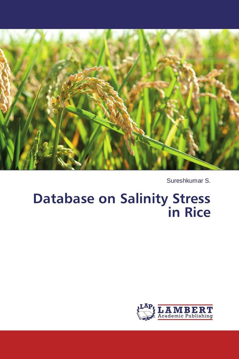 Database on Salinity Stress in Rice storing and retrieving xml documents to and from rdbms