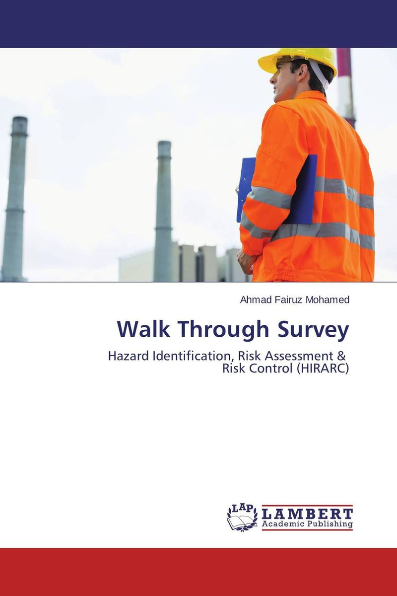 Walk Through Survey arlene walker the application of the psychological contract to occupational safety