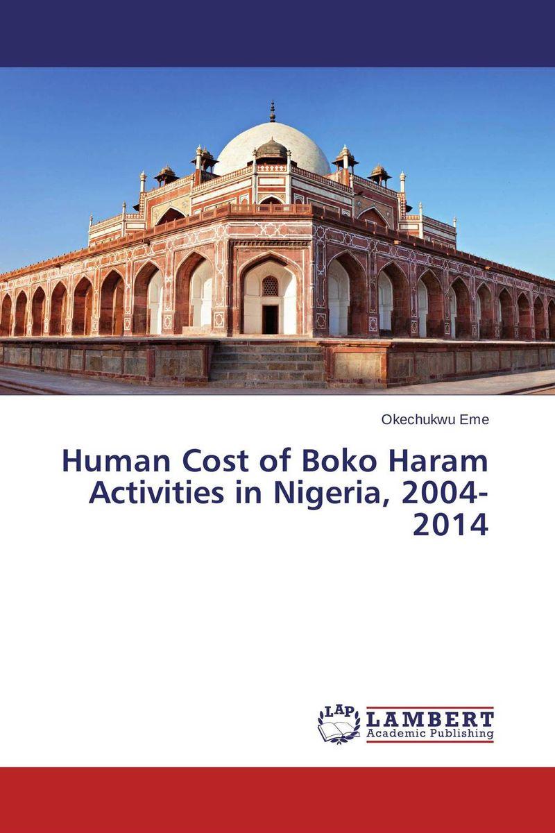 Human Cost of Boko Haram Activities in Nigeria, 2004-2014 measles immunity status of children in kano nigeria