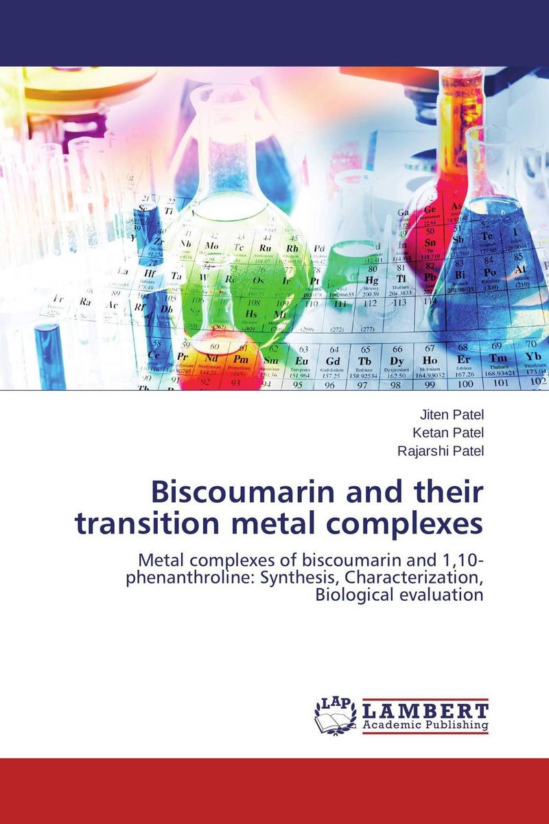 Biscoumarin and their transition metal complexes omar al obaidi transition metal complexes