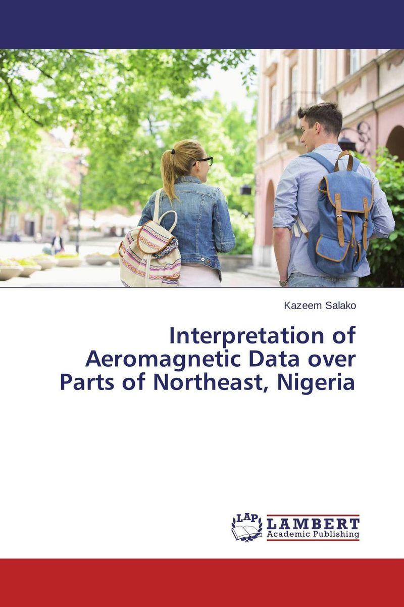 Interpretation of Aeromagnetic Data over Parts of Northeast, Nigeria musa awoyemi digital signal processing of aeromagnetic data