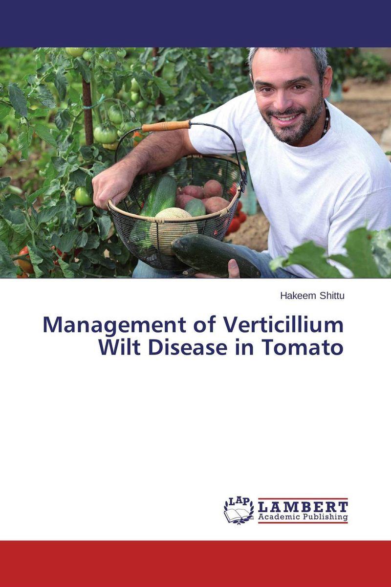Management of Verticillium Wilt Disease in Tomato 1000pcs long range rfid plastic seal tag alien h3 used for waste bin management and gas jar management