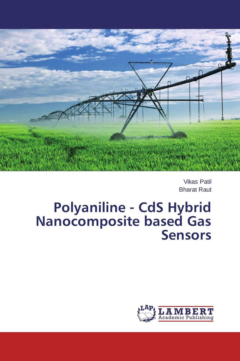 цена на Polyaniline - CdS Hybrid Nanocomposite based Gas Sensors