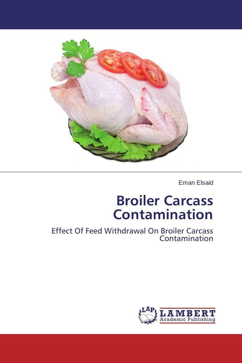 купить Broiler Carcass Contamination недорого