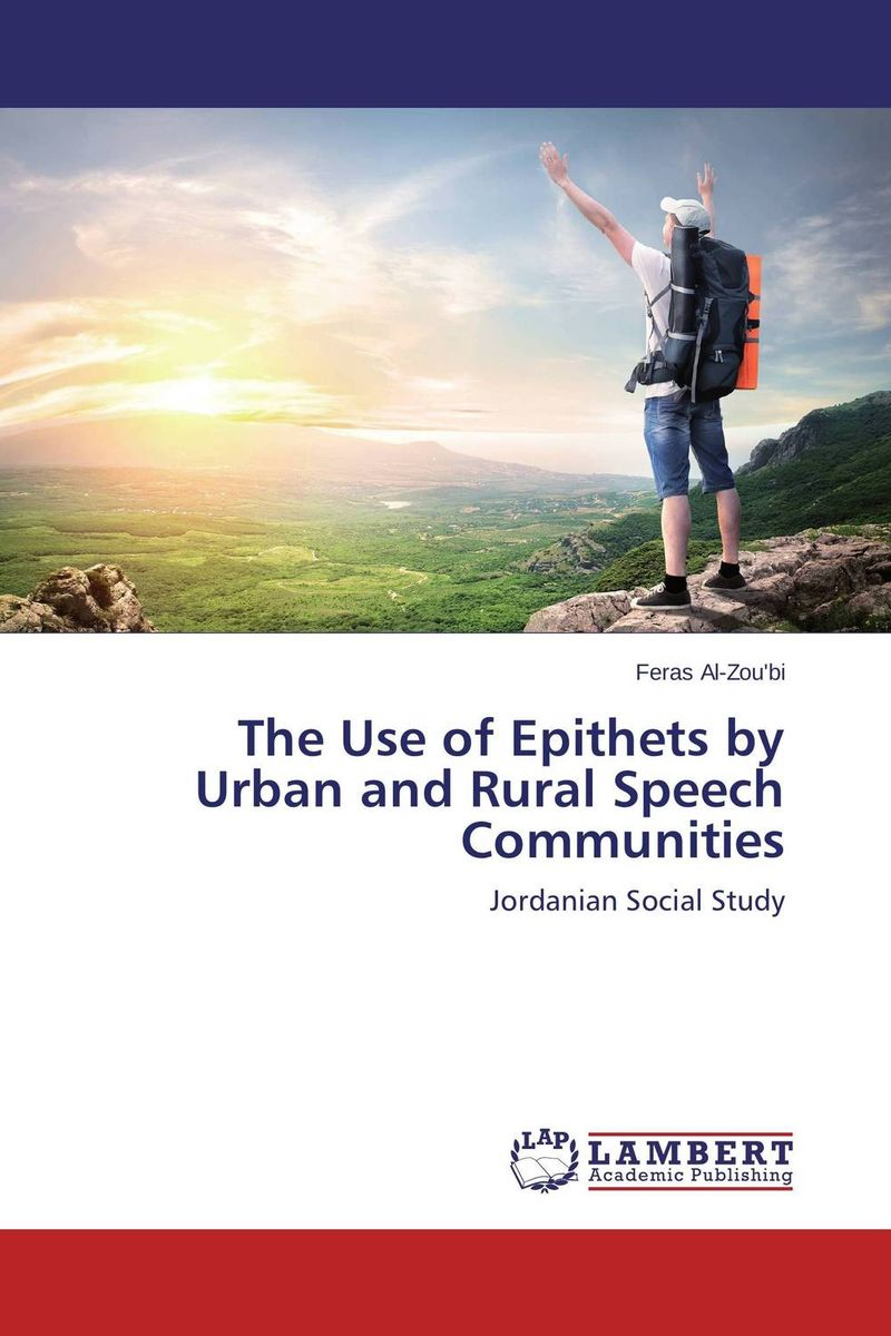 The Use of Epithets by Urban and Rural Speech Communities manar mahmoud abou el ela decision making in urban development projects using ppgis