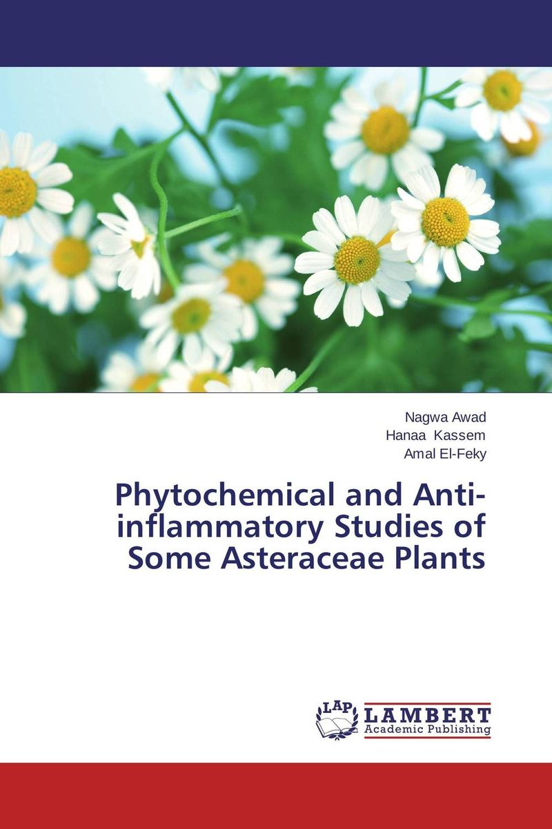 Phytochemical and Anti-inflammatory Studies of Some Asteraceae Plants phytochemical study of bioactive flavonoids of some leguminosae plants