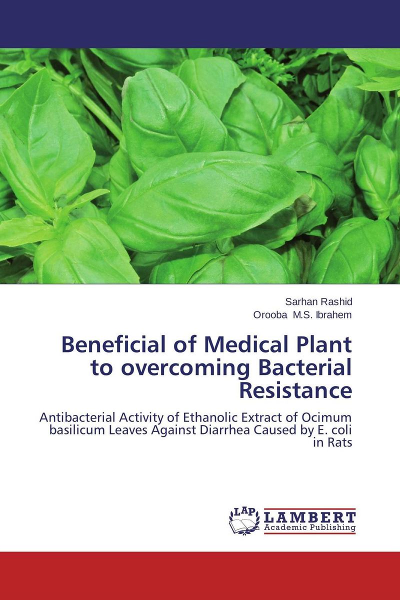 Beneficial of Medical Plant to overcoming Bacterial Resistance improved expression of bacterial chia in plant by codon optimisation