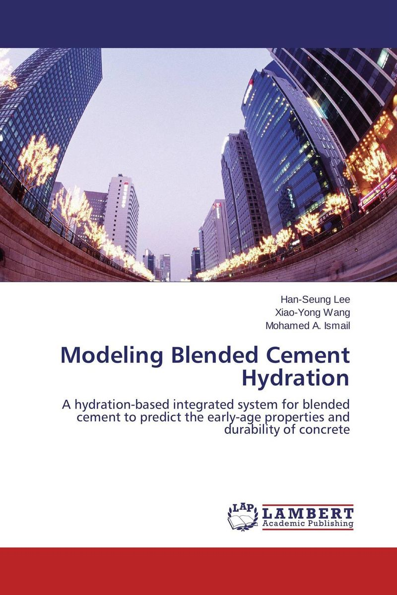 Modeling Blended Cement Hydration fathollah sajedi applied activation techniques on cement slag mortars and concretes