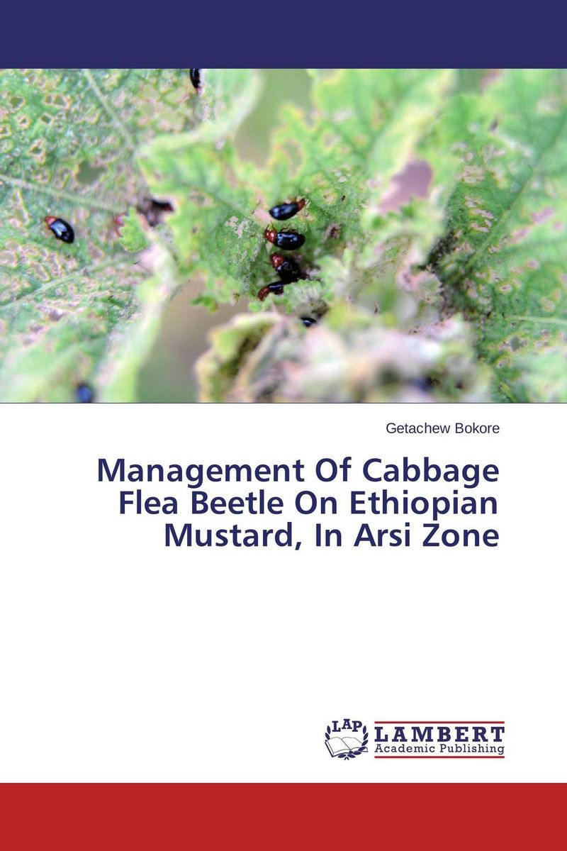 Management Of Cabbage Flea Beetle On Ethiopian Mustard, In Arsi Zone alex kisingo impact of heathland management approaches on ground beetle communities