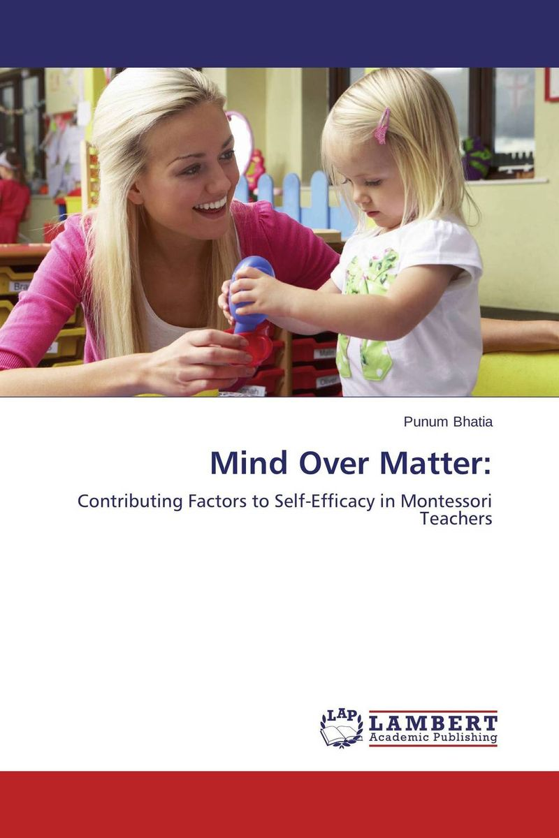 Mind Over Matter: reader self efficacy and reading instruction