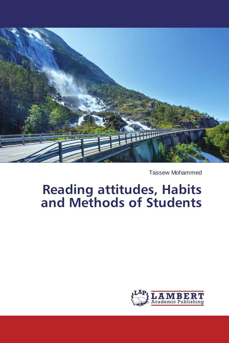 Reading attitudes, Habits and Methods of Students retailing attitudes