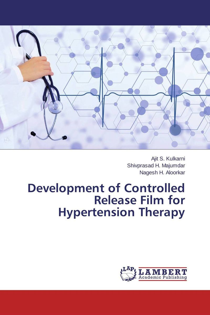 Development of Controlled Release Film for Hypertension Therapy zipower pm 5156