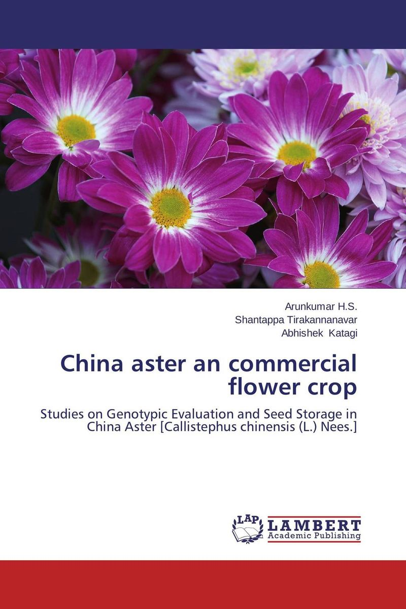 China aster an commercial flower crop seed dormancy and germination