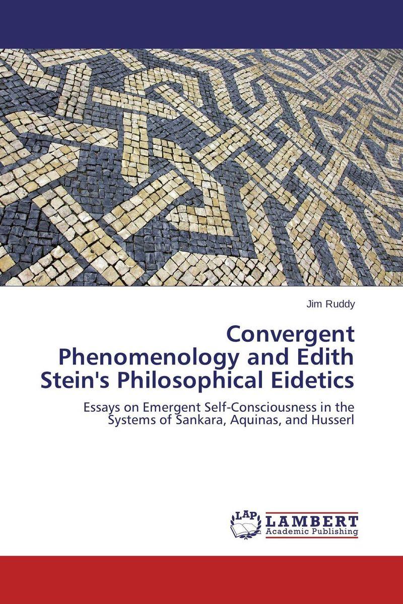 Convergent Phenomenology and Edith Stein's Philosophical Eidetics delimitations – phenomenology