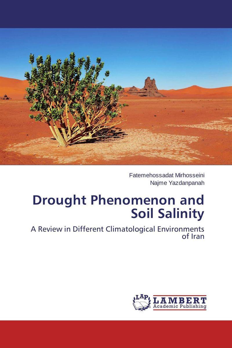 Drought Phenomenon and Soil Salinity