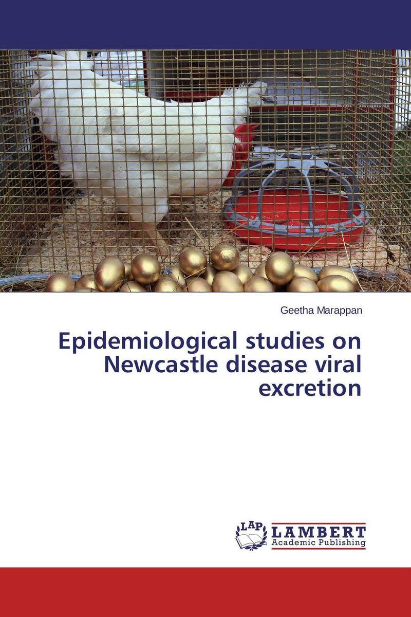 Epidemiological studies on Newcastle disease viral excretion suresh p marek s disease virus