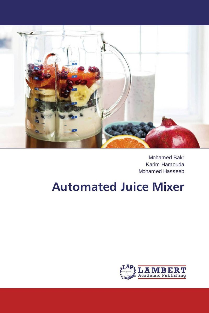 Automated Juice Mixer the construction of online automated students matching system