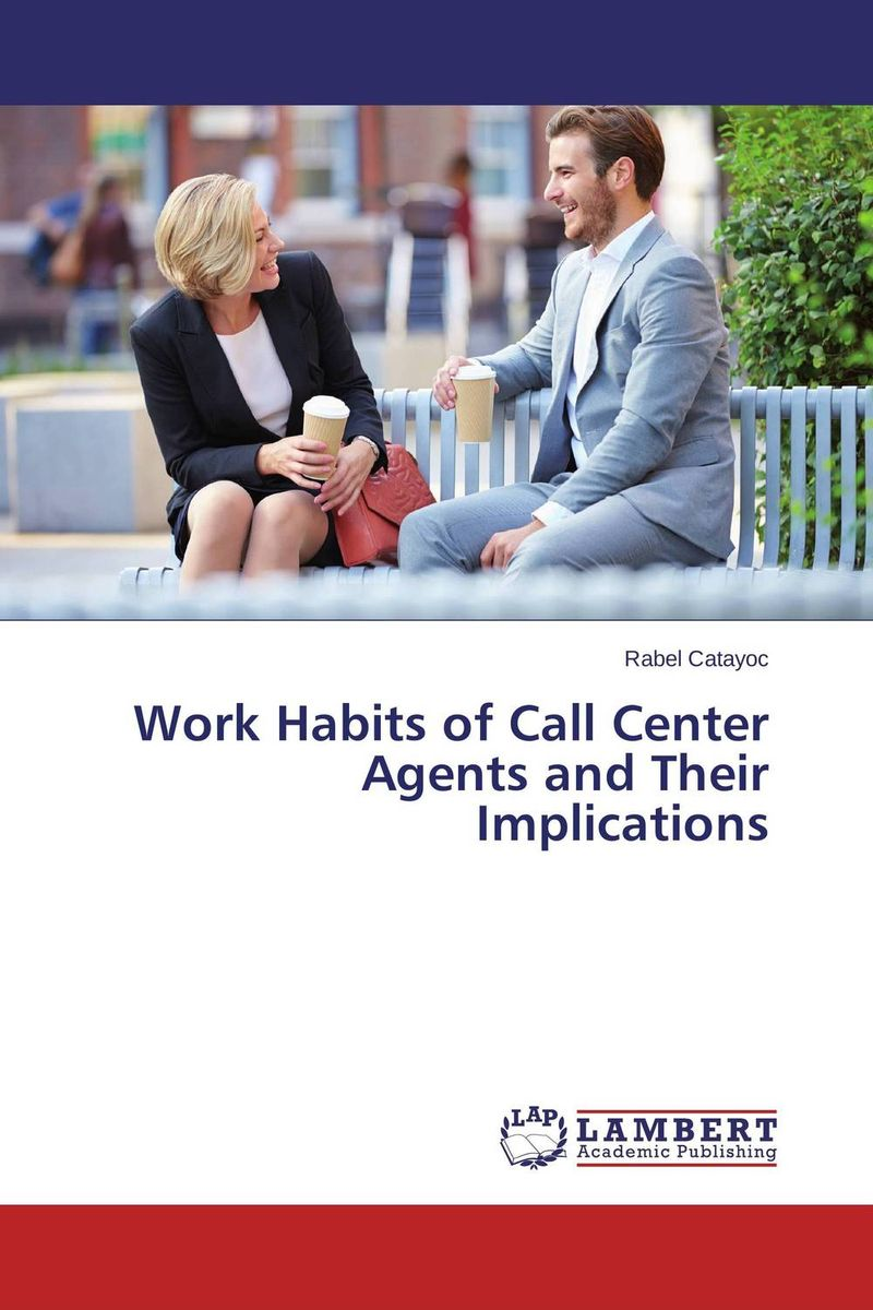Work Habits of Call Center Agents and Their Implications туфли call it spring call it spring ca052awptt33