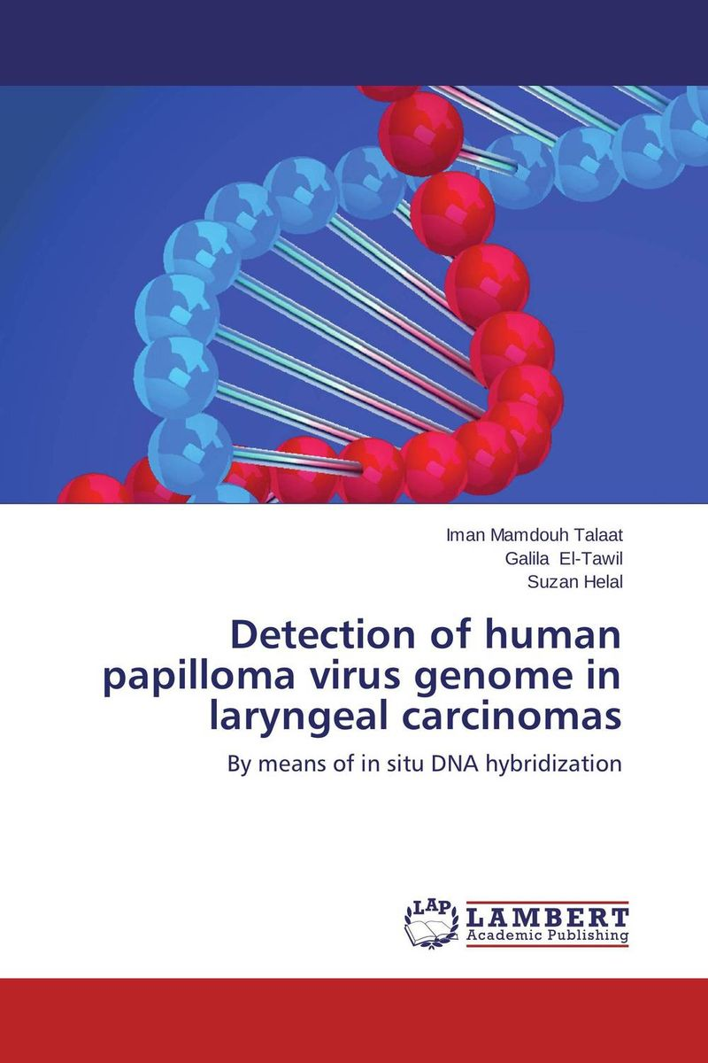 Detection of human papilloma virus genome in laryngeal carcinomas