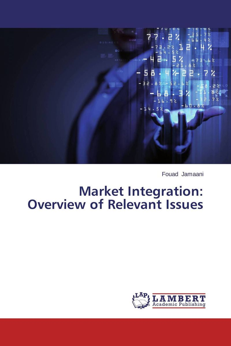 Market Integration: Overview of Relevant Issues managing integration of immigrant youth
