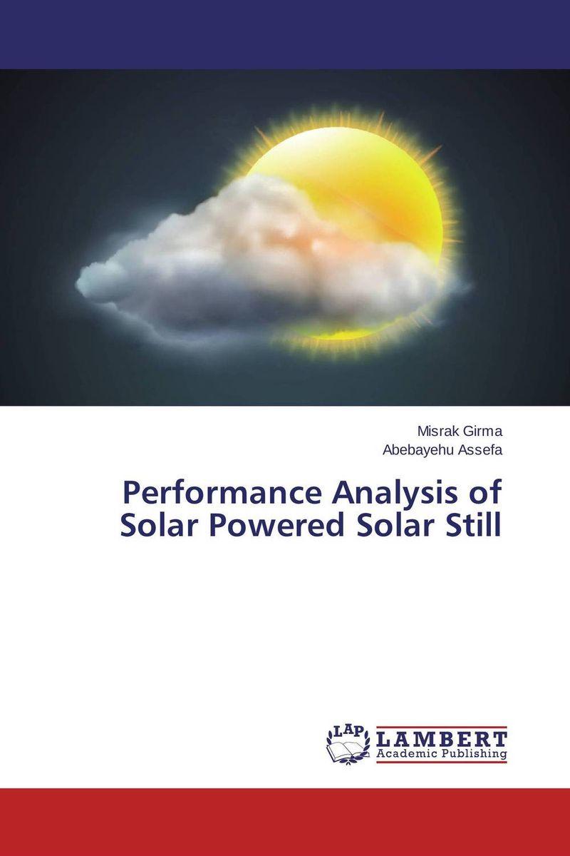 Performance Analysis of Solar Powered Solar Still mirna rahmah lubis desalination using vapor compression distillation