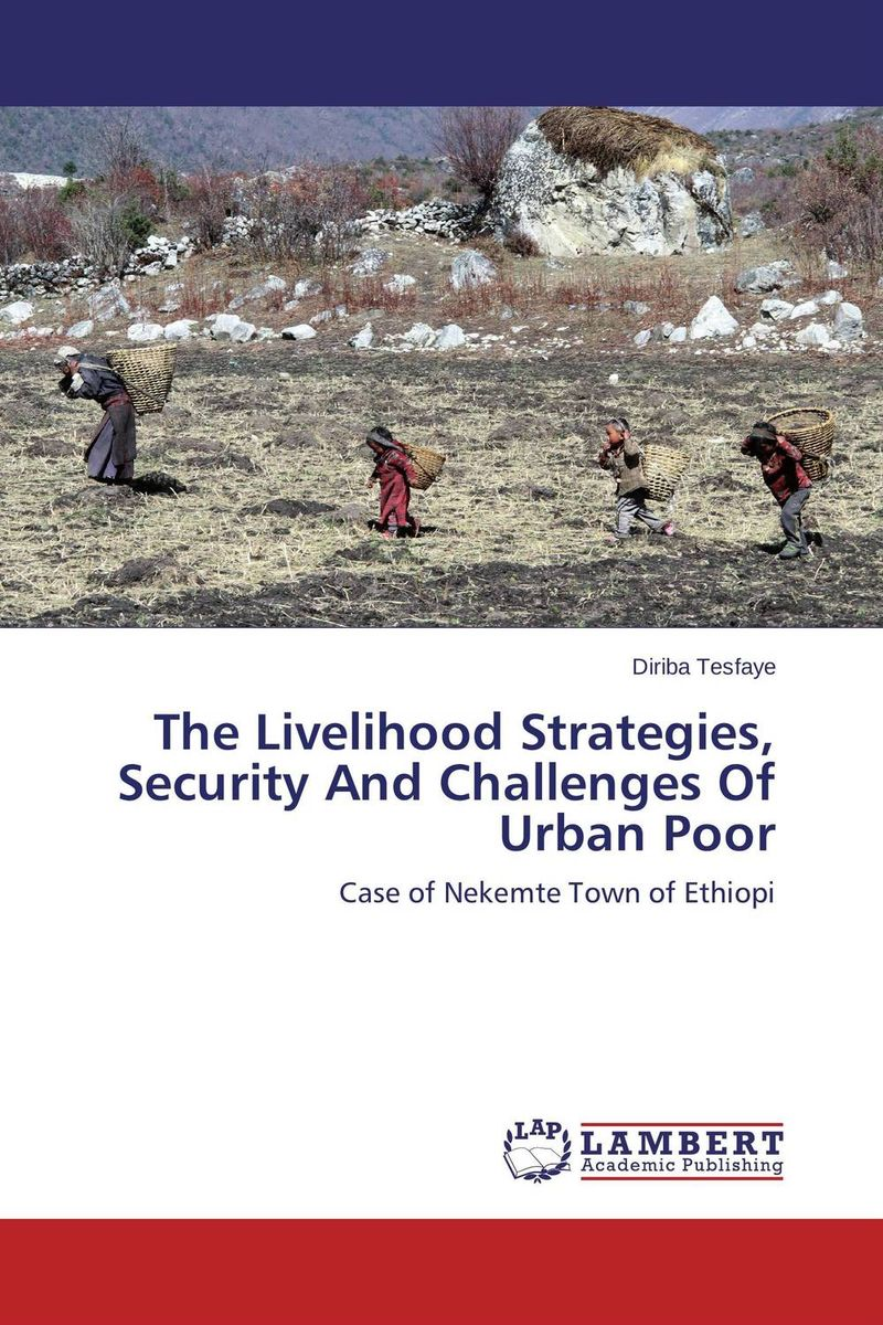 The Livelihood Strategies, Security And Challenges Of Urban Poor changes in livelihood strategies