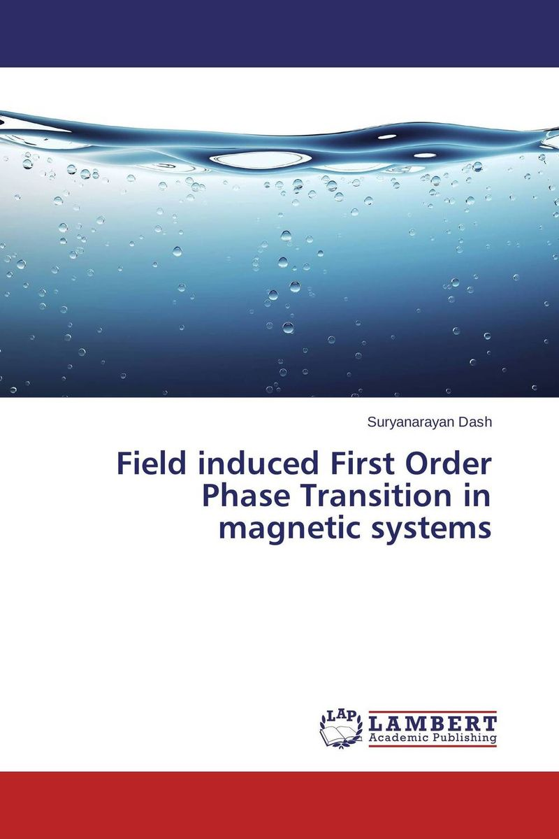 Field induced First Order Phase Transition in magnetic systems muhammad haris afzal use of earth s magnetic field for pedestrian navigation