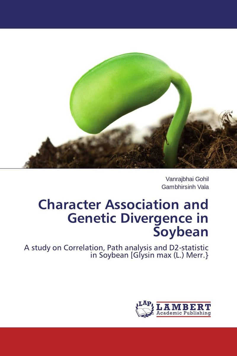 Character Association and Genetic Divergence in Soybean mukund shiragur d p kumar and venkat rao chrysanthemum genetic divergence