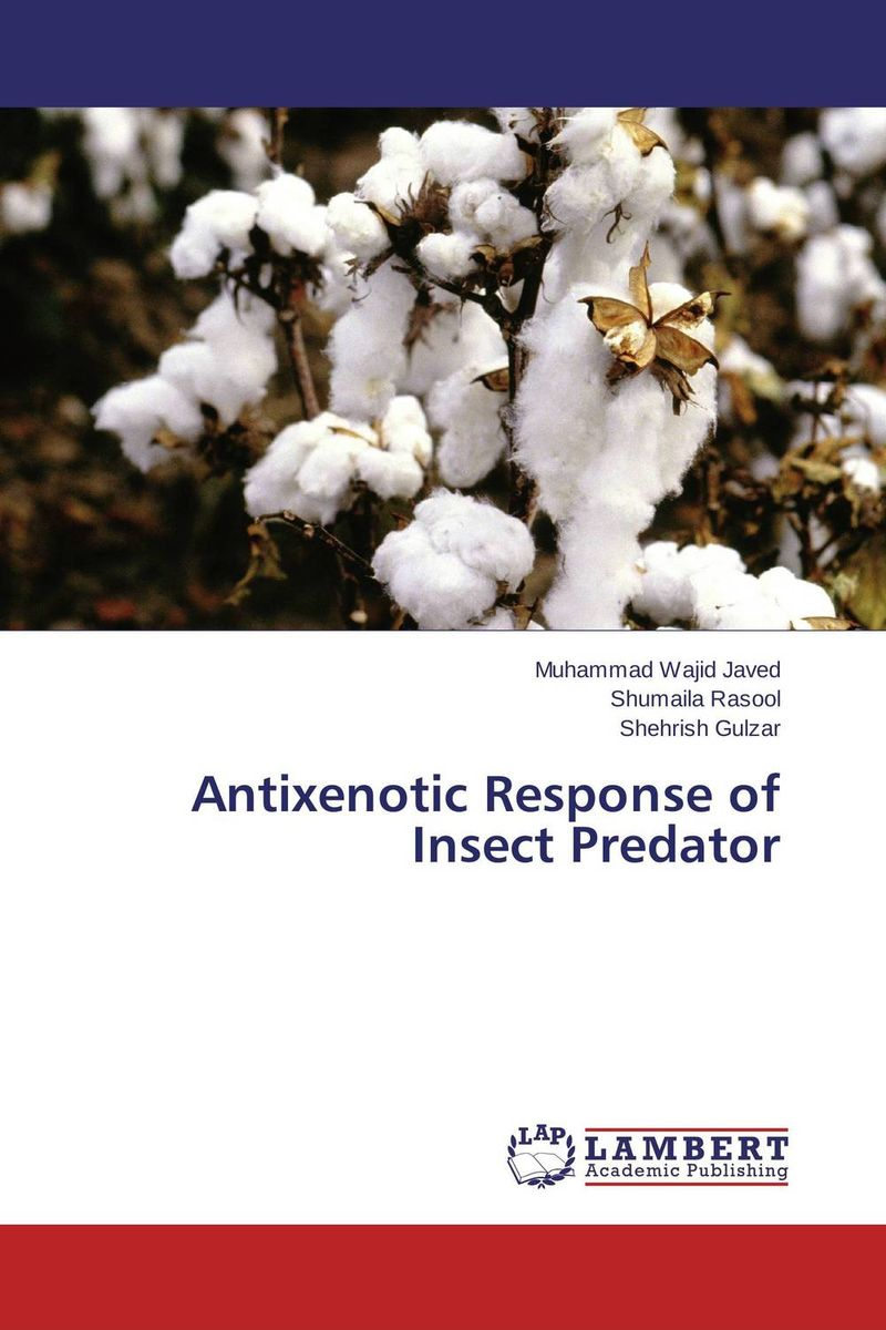 Antixenotic Response of Insect Predator evaluation of lucern as a predator source for wheat aphids