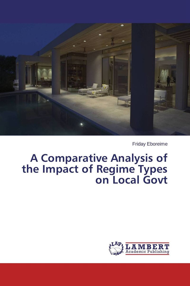 A Comparative Analysis of the Impact of Regime Types on Local Govt financial appraisal and comparative analysis of icici bank ltd