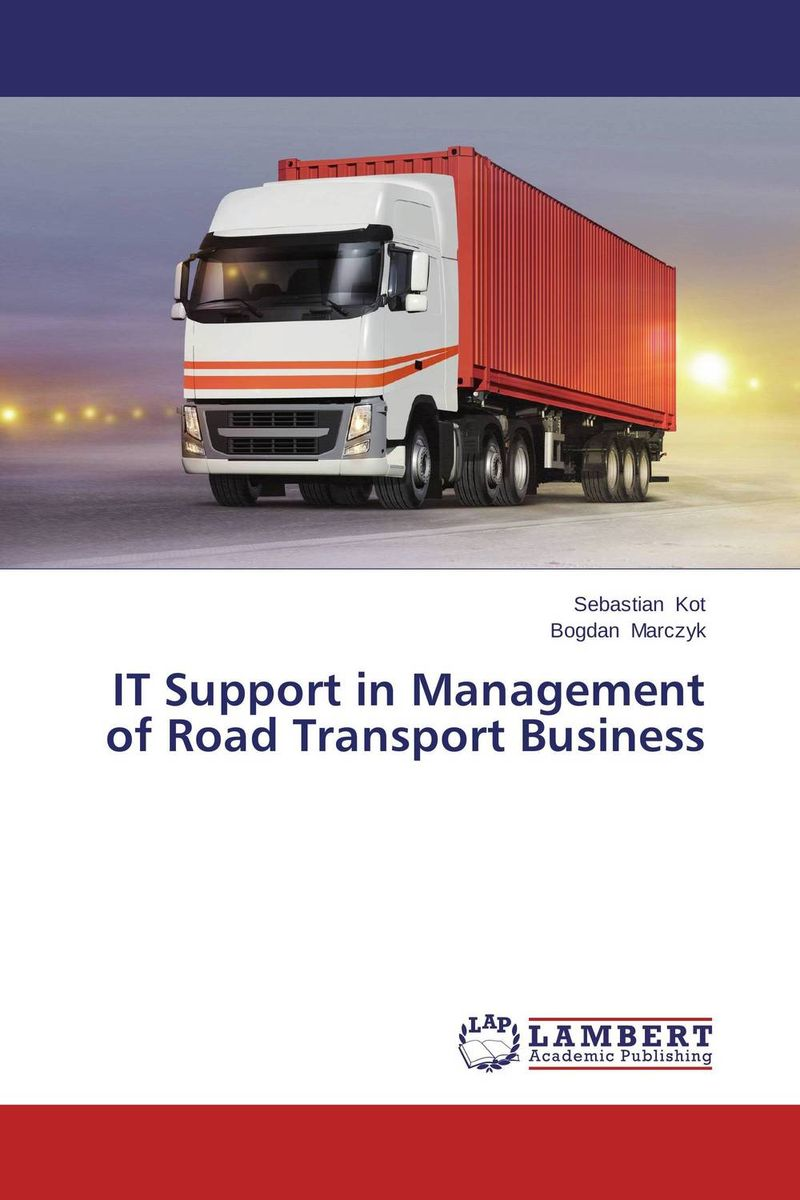 IT Support in Management of Road Transport Business cd smokie the other side of the road new extended version