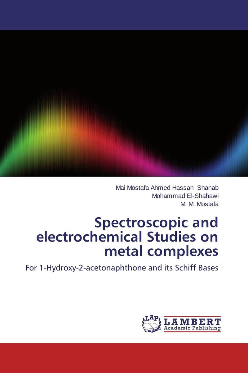 Spectroscopic and electrochemical Studies on metal complexes studies on schiff bases derived from acetophenones
